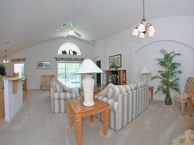 4 Bedroom Pool Home In Cumbrian Lakes Gated Community. 4686CLD. - Image 1 - Orlando - rentals