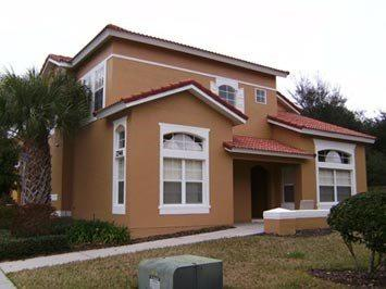 4 Bedroom Townhome In Emerald Island Resort. 2748SP. - Image 1 - Orlando - rentals