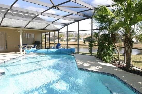4 Bedroom Home With Private Pool Overlooking The Lake. 3512PC. - Image 1 - Orlando - rentals