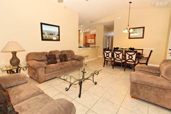 Fantastic 5 Bed 3 Bath Pool Home in Sandy Ridge. 601SJW - Image 1 - Orlando - rentals