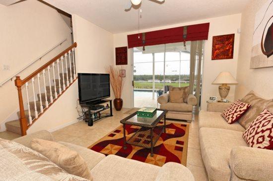5 Bedroom 3 Bathroom Pool Home In Highlands Reserve. 435GD. - Image 1 - Orlando - rentals