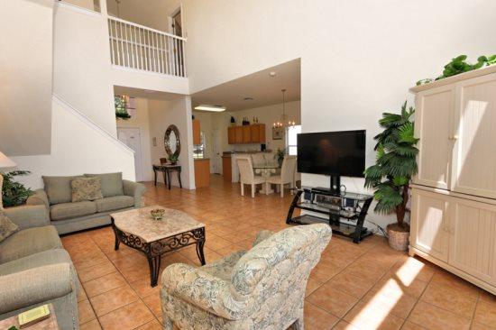 5 Bed 4.5 Bath Pool Home in West Haven. 546WP - Image 1 - Orlando - rentals