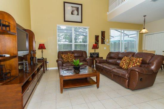Giant 6 Bedroom 4 Bathroom Pool Home in Watersong Resort. 1028OCB - Image 1 - Orlando - rentals