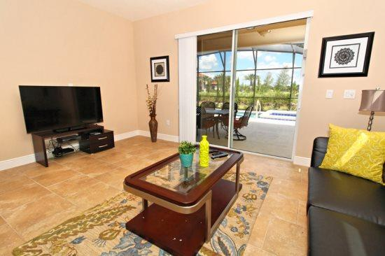 Exquisite 5 Bed 4.5 Bath Villa with Pool and Spa in the All New Solterra Resort. 4412AC - Image 1 - Orlando - rentals