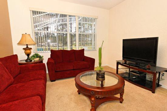 5 Bedroom 3 Bathroom Pool Home in Highlands Reserve. 684OD - Image 1 - Orlando - rentals