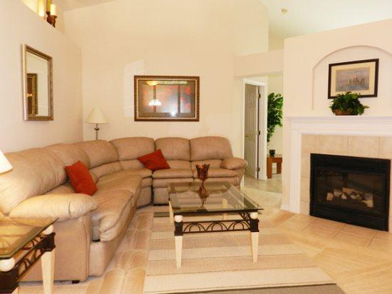 3 Bedroom Pool Home on Highlands Reserve Golf Course. 725TC - Image 1 - Orlando - rentals