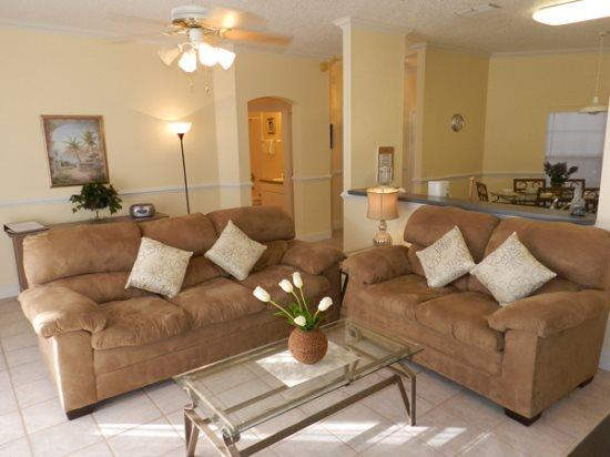 3 Bedroom Pool Home In Golf Community. 153JA - Image 1 - Orlando - rentals