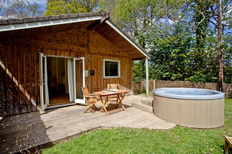 Royal Lodge, 6 Indio Lake located in Bovey Tracey, Devon - Image 1 - Bovey Tracey - rentals