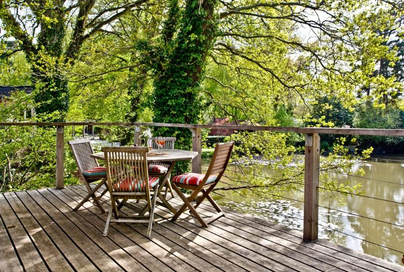 Ryders Lodge, 8 Indio Lake located in Bovey Tracey, Devon - Image 1 - Bovey Tracey - rentals