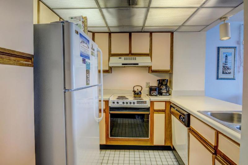 Kitchen - ST. Regis 2311 - North Topsail Beach - rentals