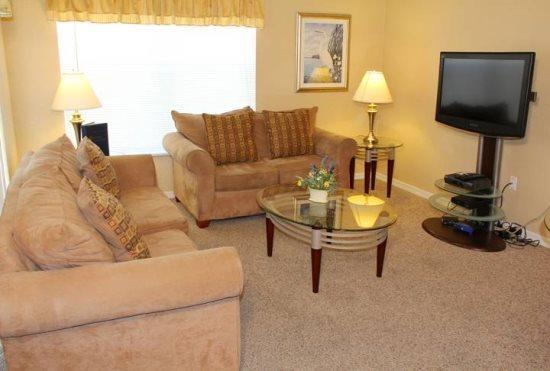 4 Bed 3 Bath Town Home In Seven Dwarfs. VS076 - Image 1 - Orlando - rentals