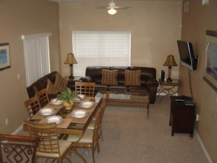 4 Bed 3 Bath Town Home In Magical Orlando. VS027 - Image 1 - Orlando - rentals