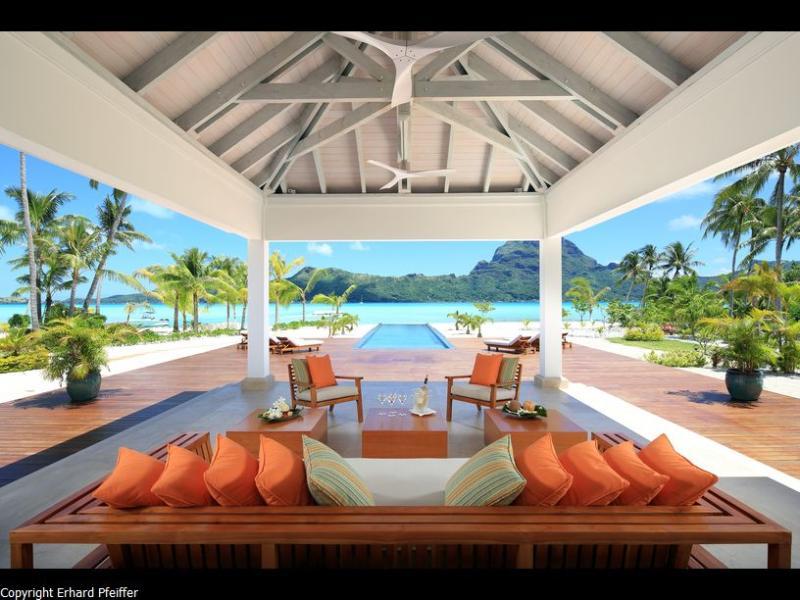 Villa Oné - Bora Bora - Image 1 - Bora Bora - rentals
