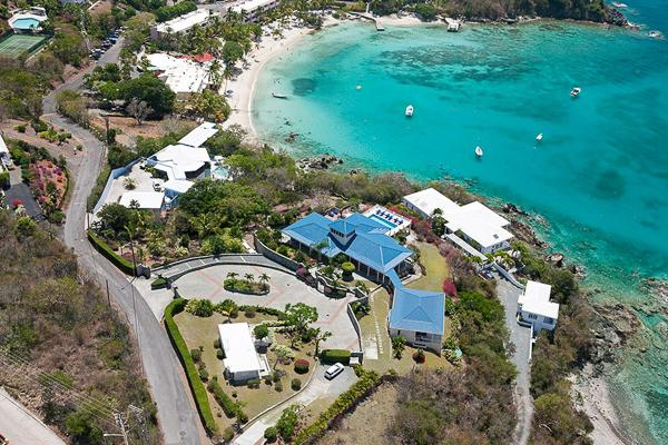 Walk down to the white sands of Secret Harbour beach from this villa. MA BLS - Image 1 - Tutu - rentals