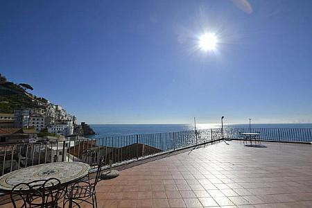 Appartamento Annalia B - Image 1 - Amalfi - rentals