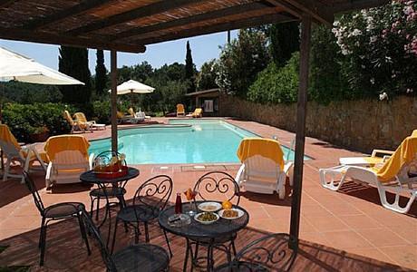 Casa Rosacea I - Image 1 - Montaione - rentals