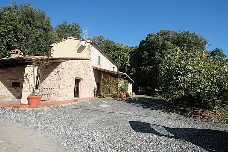 Villa Clemente - Image 1 - Monteverdi Marittimo - rentals