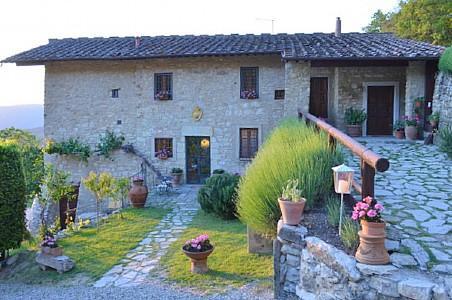 Villa della Badessa - Image 1 - Sesto Fiorentino - rentals