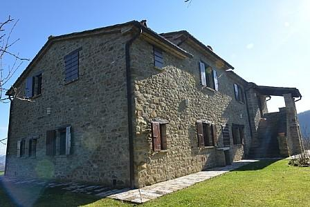 Villa Va Pensiero - Image 1 - Monterchi - rentals