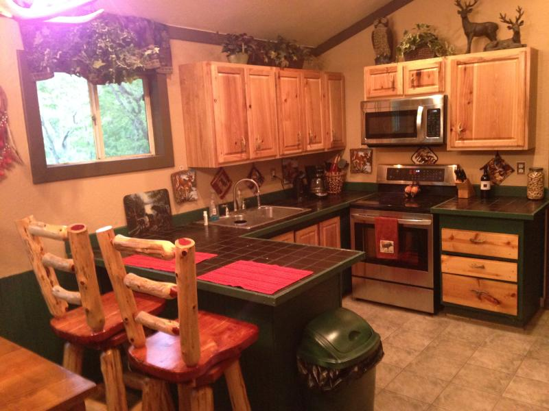 Welcome to Clay Cabin!!! - Image 1 - Camdenton - rentals