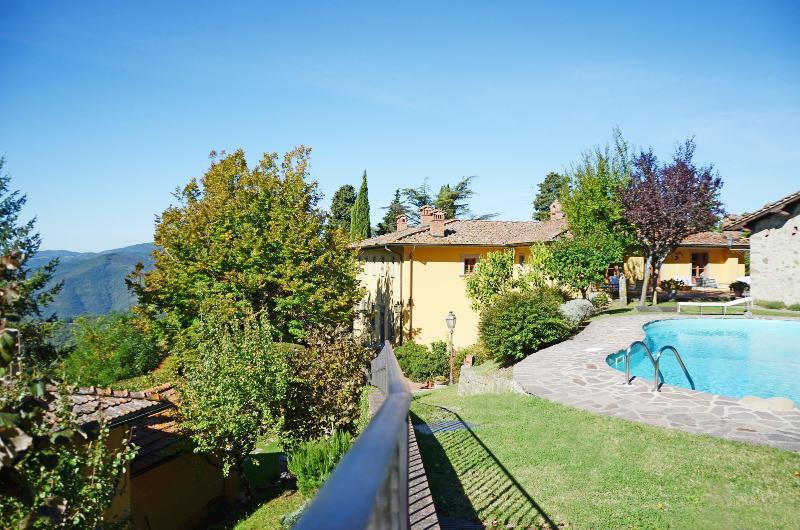 Villa il Palagio - Villa il Palagio - Dicomano - rentals