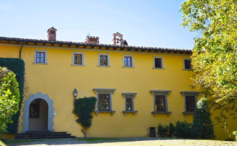 Large Historic Villa North of Florence - Villa Domino - Image 1 - Dicomano - rentals
