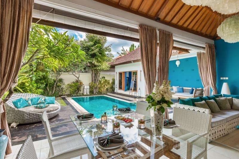 Villa Sea - 4s - Image 1 - Seminyak - rentals