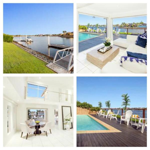 Bella Volante Gold Coast Luxury Waterfront Holiday House - Image 1 - World - rentals
