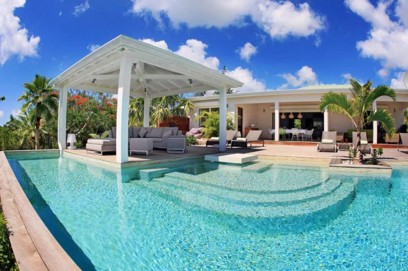 Kiwi at Terres Basses, Saint Maarten - Ocean View & Pool - Image 1 - Terres Basses - rentals