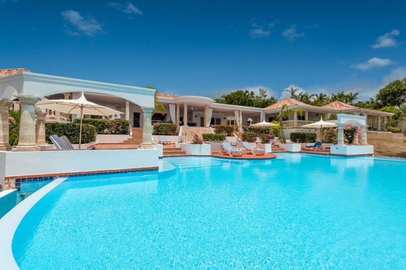 Mariposa... Terres Basses, St Martin 800 480 8555 - MARIPOSA...enjoy amazing sunsets from this lovely villa - Terres Basses - rentals