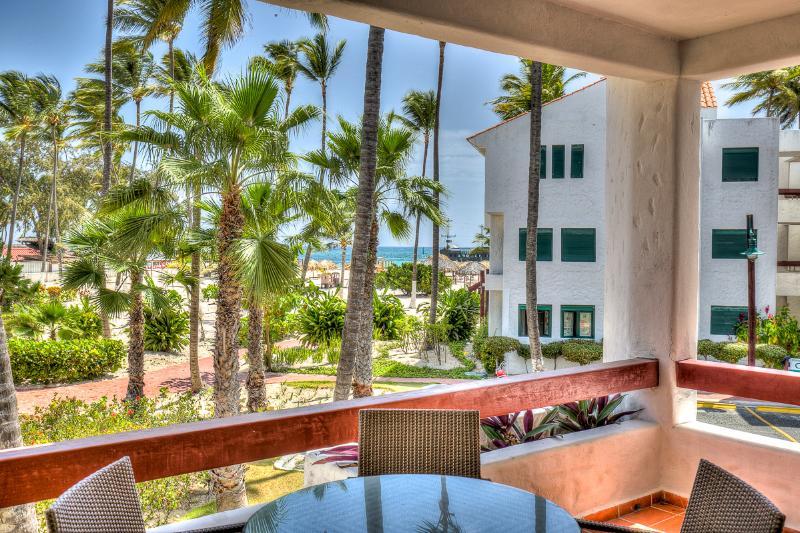 Dapper Beachfront 2 Bedroom Apartment S-D201 - Image 1 - Bavaro - rentals