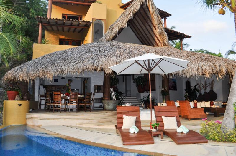 Villa Encantada - VILLA ENCANTADA at PACIFIC VACATION | StayPV - Zihuatanejo - rentals