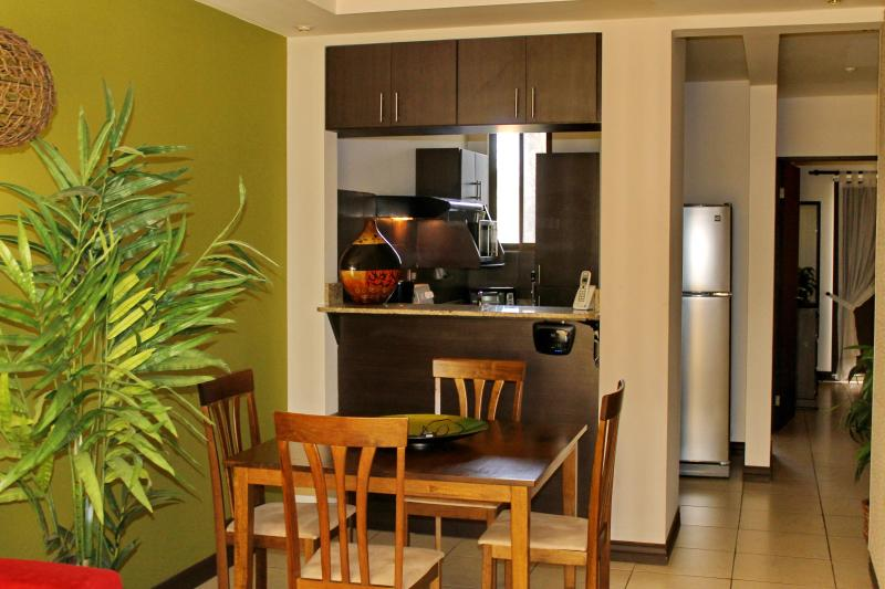 A compact very cozy condo. Excellent for work or a home base for day fun. - Cariari Lapa Premium (+ Tours, buses, Restaurants) - San Jose - rentals