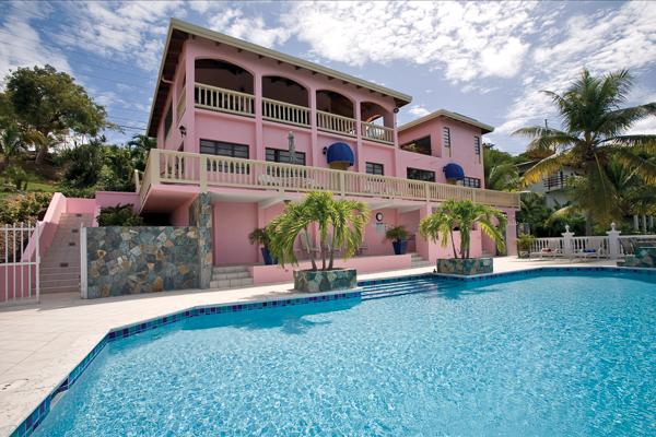 Close to beaches, watersports, St. John ferry dock and child friendly. MA AZU - Image 1 - Tutu - rentals