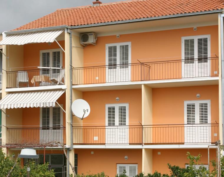 house - 01813PODG  A1(6+1) - Podgora - Podgora - rentals