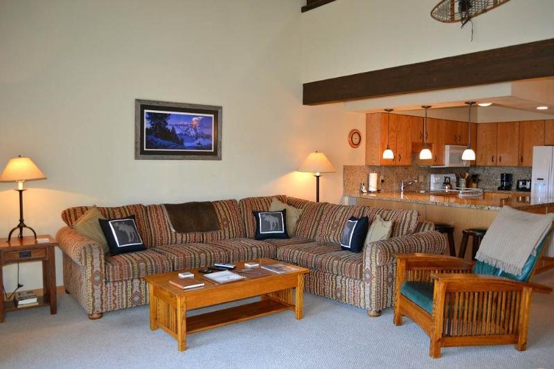 Timber Ridge 9 - Image 1 - Teton Village - rentals