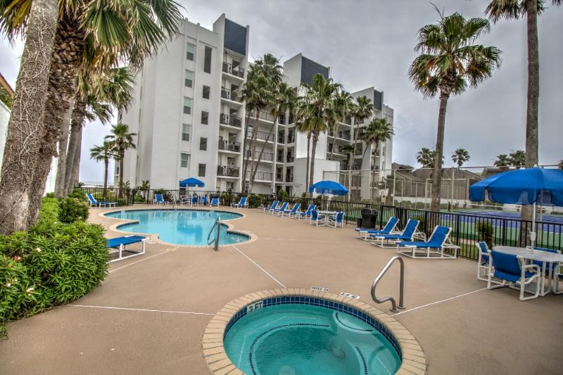EMBASSY 302 - Image 1 - South Padre Island - rentals