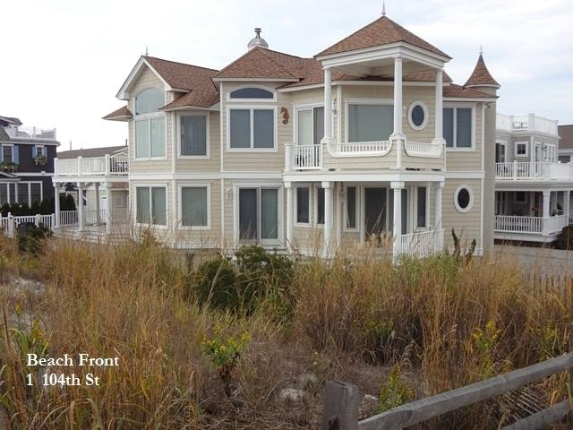 1 104th exterior - 1 104th Street 103302 - Stone Harbor - rentals