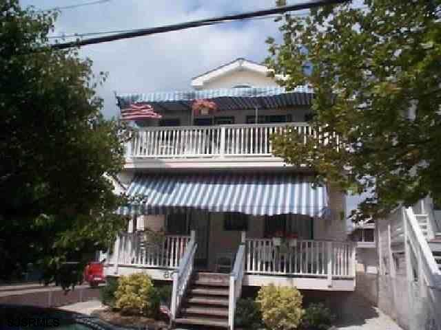 805 2nd Street, 2nd Floor 113209 - Image 1 - Ocean City - rentals