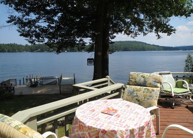 Desired Lakefront Cottage on Winnipesaukee (THO73W) - Image 1 - Meredith - rentals