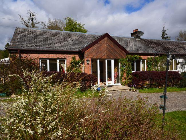 Views to the property - PE604 - Port of Menteith - rentals