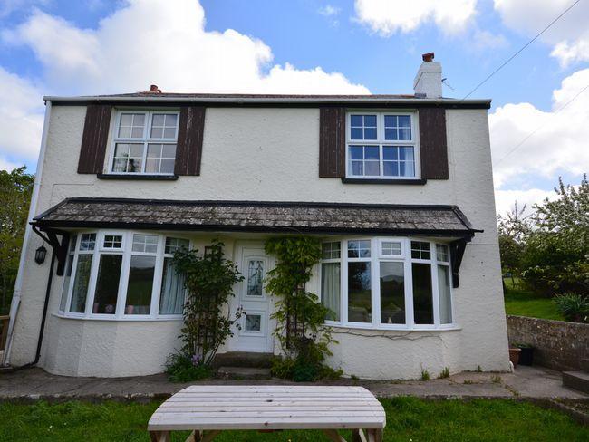 View towards the cottage - PILHE - Bideford - rentals