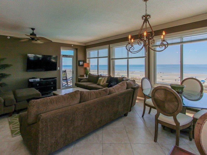 3301 Sea Crest - Image 1 - Hilton Head - rentals