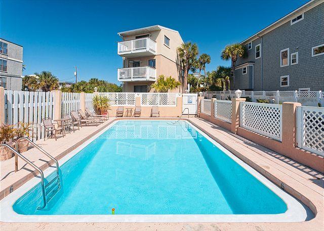 Paradise Ocean House has a pool & great ocean views! - St Augustine Paradise Ocean House with pool near St Augustine, FL - Saint Augustine - rentals