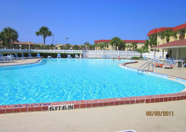 A tropical paradise is what you'll find in St. Augustine, FL - Ocean & Racquet 3107, Ground Floor - Saint Augustine - rentals