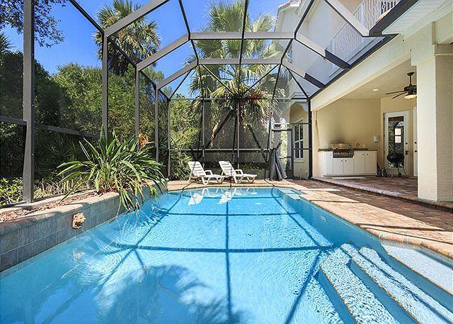 Private Pool - Las Palmas, Luxury Ocean Hammock, Private Pool, new HDTVs - Palm Coast - rentals