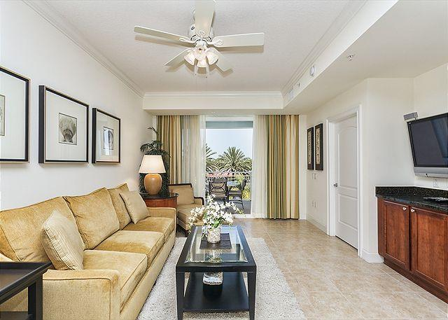 Easy living - Yacht Harbor 367, Luxury, HDTV, Views, Wet Bar - Palm Coast - rentals