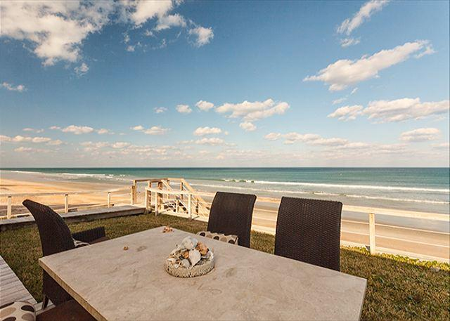 There is never a bad view here, just endless versions of perfect - Pelican Pass Beach House, 3 Bedrooms, Beach Front, Ponte Vedra - Ponte Vedra Beach - rentals