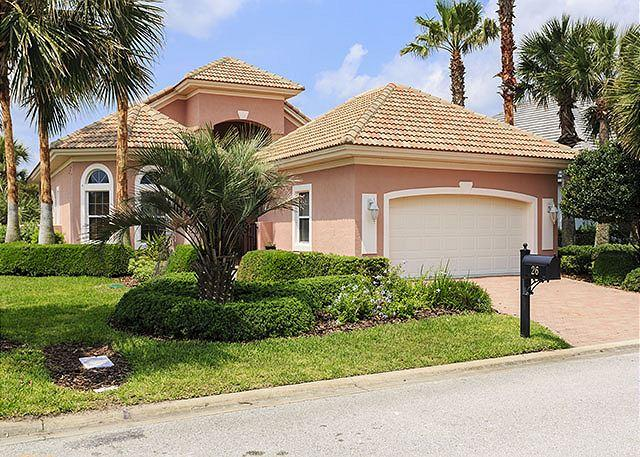 Casa del Sol awaits you, just minutes from the beach! - Casa Del Sol, Heated Private Pool, Private Beach Path - Crow's Nest bedrooms - Palm Coast - rentals