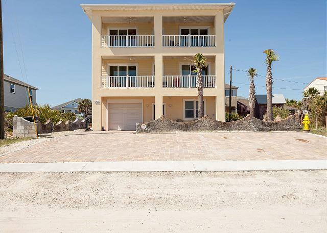 Gloria Beach House - Gloria Beach House Lower Unit, 1 Bedrooms, Beach Front - Saint Augustine - rentals